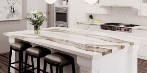 A Classy Look Without High Maintenance: Quartzite Countertops
