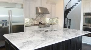 Caring for countertops made of natural stone and granite