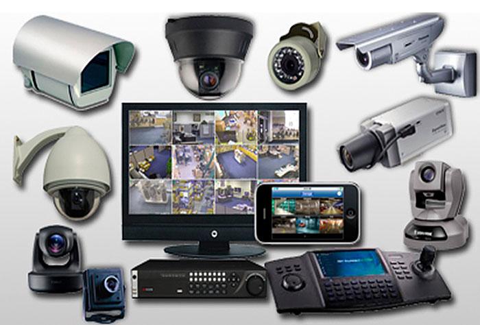 video surveillance installation systems